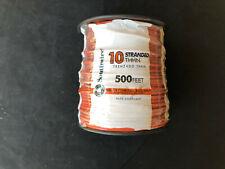 Southwire 500 ft. 10 Orange Stranded CU THHN Wire