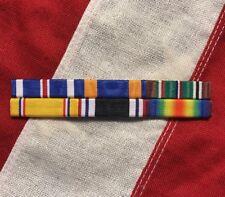WW1 WW2 US Army Pilot Aviator 6 Ribbon bar DFC Air Medal ETO Air Corps