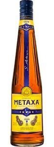 Metaxa 5 Star Brandy 700mL Bottle