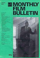 WILLIAM HURTMonthly Film BulletinJan1982