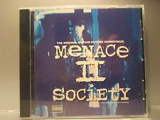 Menace II Society - Soundtarck [Audio CD] Brand New