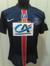 Maillot porté et dédicacé par EDINSON CAVANI PSG - Finale coupe de France 2015