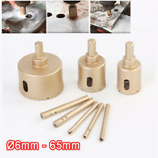 6mm 65mm Diamond Holes Saw Drill Bit Cutter Tool For Tile Glass Marble Stone