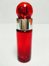 360 RED by Perry Ellis FOR MEN EDT 0.25 OZ 7.5 ML COLOGNE SPRAY NEW W/CAP UNBOX