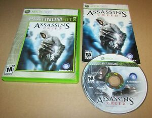 Assassin's Creed for Xbox 360 Complete Fast Shipping!