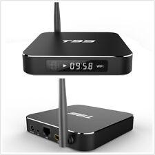 T95 2+8GB Android6.0 Smart TV Box Amlogic S905X Quad Core HD4K WiFi Media Player