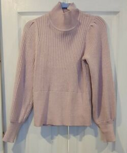 Supersoft Fitted Jumper ~ Roll Neck ~ NWOT ~ Size L 14