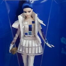 Star Wars x R2D2 2019 Barbie Doll Ght79 Gold Label Ready To Ship Awesome
