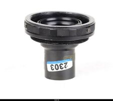 Lens West Germany  Zeiss S Tessar  5.6/80mm No5908886