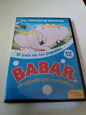 """DVD """"BABAR EL PAIS DE LOS JUGUETES"""" PRECINTADO"""