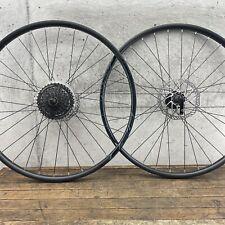650b 27.5 Wheel Set U28 Schwalbe Big Ben Tires Rims Gravel Mountain 135 mm