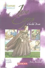 JANE EYRE New GRAPHIC CLASSICS Classic Literature NOVEL Charlotte Bronte BOOK