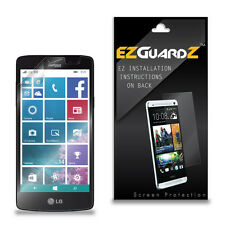4X EZguardz LCD Screen Protector Skin Cover Shield HD 4X For LG Lancet (Clear)
