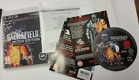 PS3 Battlefield 3 Limited Edition PlayStation 3