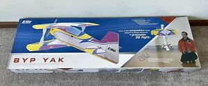 Eflite E-Flite BYP Yak Almost Ready To Fly ARF RC Remote Control Airplane ARF