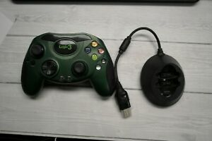 Third Party (Logic 3) Xbox Wireless Controller with Receiver for Original Xbox