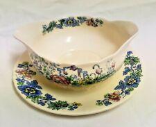 Mason's Ironstone Regency Soup Bowl