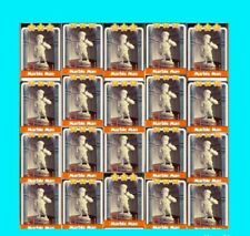 20 x Marble Man Coin Master Cards(fast Delivery)