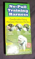 No Pull Pet Training Harness By TV Innovations Size-Small New