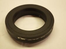 Kiwi Lens Mount Adapter - T MOUNT to Sony A Mount alpha