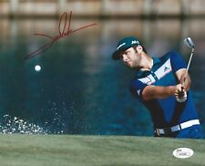 JON RAHM Signed Autographed 8x10 Photo PGA Open ASU Golf Masters Open JSA COA 9