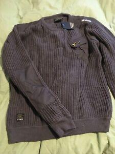 Voi Jeans cotton jumper/pullover, grey,  size XXL, BNWT