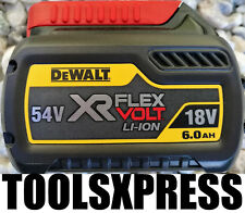 DeWalt DCB546-XE 18V/54V 6.0Ah XR Li- Ion Flexvolt Battery