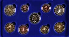 42506) Irland Euro - KMS 2007, von 1 Cent bis 2 Euro, in Schautlle, PP.