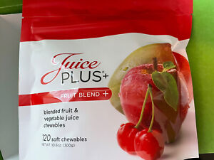 Juice Plus Vegetable & Fruit Chewables **New and Sealed