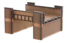 N-BR001 Twin Track Rail Bridge N Gauge Model Laser Cut Kit