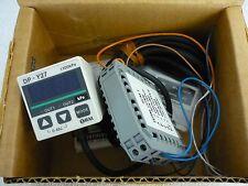 "RAMCO INNOVATIONS DP-Y27 DIGITAL LED PRESSURE SENSOR W/ RCM-1 ""NIB"""