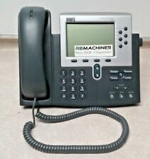 Cisco 7960G IP Phone w/Handset CP-7960G 68-0808-04, TESTED, FREE SHIP!