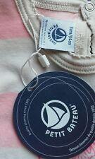 Pyjama Petit bateau 2 pièces 3 ans 36 mois NEUF rose étiquette CADEAU PAQUES