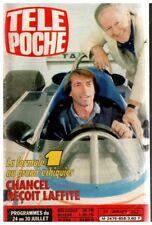 ▬►T��lé Poche 858 (1982) JACQUES CHANCEL_LAFFITE_LES CHARLOTS_X T C