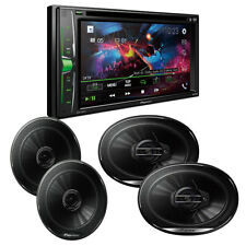 PIONEER DOUBLE DIN BLUETOOTH/DVD/6.2