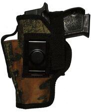 Cammo Belt & Hip Holster Extra Mag Holder EAA Witness 9mm 10 mm 45 40 38