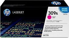 HP 309A (Q2673A) Magenta Original LaserJet Toner Cartridge, New, Free Shipping