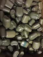 US MILITARY 1 QUART PLASTIC WATER CANTEEN, OD GREEN