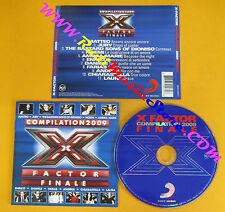 CD Compilation X-Factor Compilation 2009 Finale NOEMI BASTARD no mc lp mc (C4)