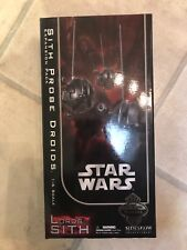 Side Show Lord Of The Sith Sith Probe Droids Expansion Pack Exclusive AF SSC1020