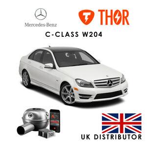 Mercedes-Benz C Class W204 THOR Electronic Exhaust, 1 Loudspeaker UK