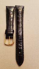Cinturino coccodrillo mm.20