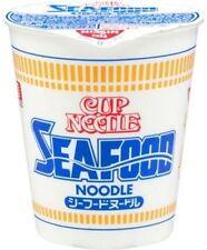 Nissin Cup Noodle 74g X 20 pcs. Japan Instant seafood Cup Noodle Ramen Soup