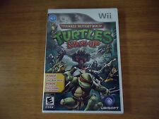 Teenage Mutant Ninja Turtles: Smash-Up  & Ltd Edition Comic Book    NEW