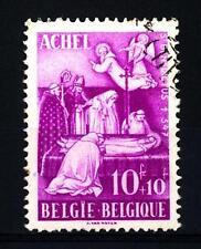 BELGIUM - BELGIO - 1948 - Pro abbazia di Achel.