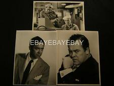 Mickey Shaughnessy VINTAGE DBW 3 Assorted Movie PHOTO LOT 603D