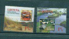 EUROPA - LITHUANIA 1999 Environment Protection set