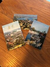 Lot Of 3 Vintage 1979 Postcard Sets Of China Nanning 32 Total Unused