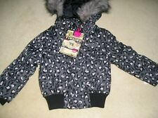 BNWT Vingino Tinka Baby jacket 18 mths 86cm styled in Italy designer
