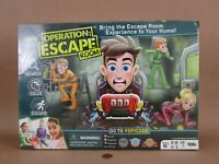 New! - Hog Wild Spy Code - Operation Escape Room - Ages 6+ | 2-6 players